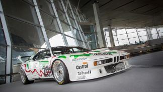 BMW M1 Procar - frontal
