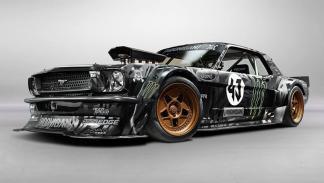 Hoonicorn_RTR Ford Mustang Ken Block delantera