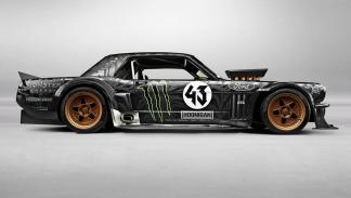 Hoonicorn_RTR Ford Mustang Ken Block lateral