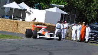 McLaren MP4/4 delantera