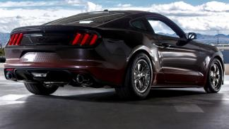 Ford Mustang King Cobra trasera