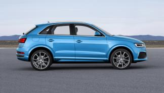 Audi Q3 2015 lateral