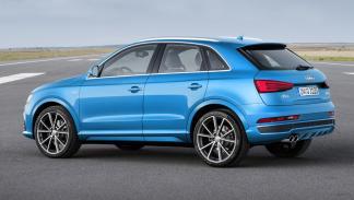 Audi Q3 2015 trasera