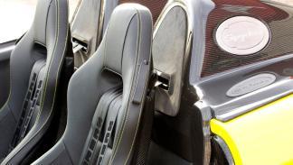 Panoz Esperante Spyder GT asientos