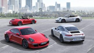 Porsche en el Salón de Los Ángeles 2014