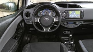 Habitáculo del Toyota Yaris HSD