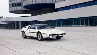 BMW M1 delantera