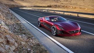 Cinco coches eléctricos extremos Rimac Concept_One