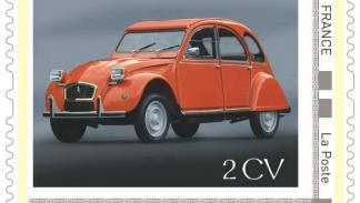 Sello Citroën 2 CV