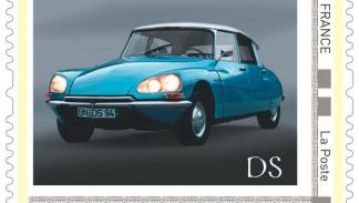 Sello Citroën DS