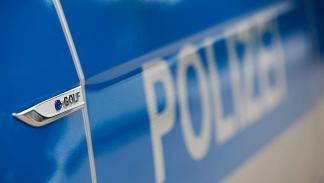 Golf-e Policía alemana movilidad sostenible