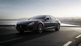 Maserati Quattroporte GTS 2015 morro