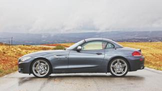 BMW Z4 perfil