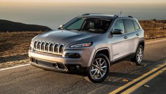 Coches menos fiables estados unidos Jeep Cherokee