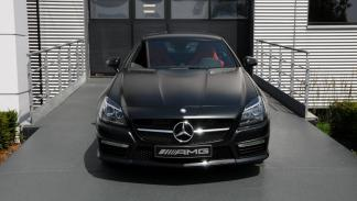 Mercedes SLK 55 AMG Performance Studio - frontal