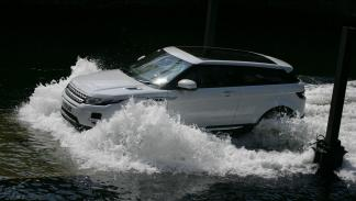 Land Rover Range Rover Evoque lateral