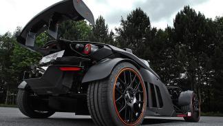 KTM X-Bow de Wimmer