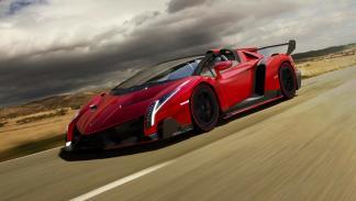 Lambo Veneno Roadster