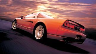 coches japoneses cambiaron mundo Honda NSX trasera
