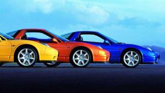coches japoneses cambiaron mundo Honda NSX lateral