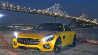 Prueba: Mercedes AMG GT S 2