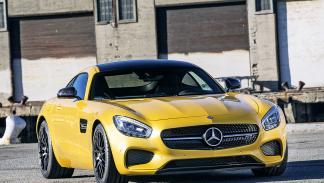 Prueba: Mercedes AMG GT S 4