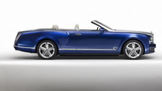 Bentley Grand Convertible llantas