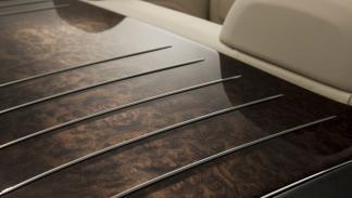 Bentley Grand Convertible madera