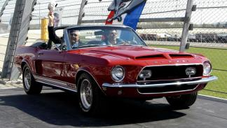 Coches americanos cambiaron mundo Ford Mustang Shelby