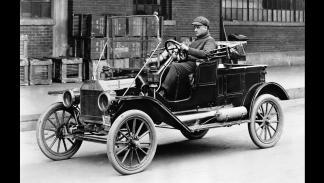 Coches americanos cambiaron mundo Ford Model T