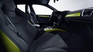 Audi RS4 exclusive interior