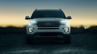 Ford Explorer 2015 led