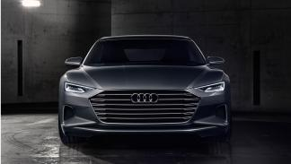 Audi A9 faros
