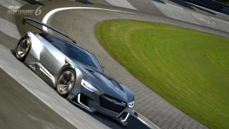 Subaru Viziv GT Vision Gran Turismo Nürburgring