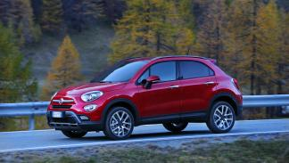 Fiat 500X 4x4 lateral