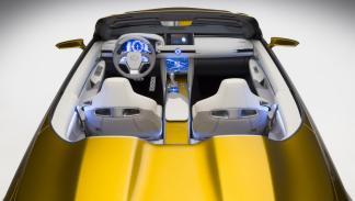 Lexus LF-C2 Concept capota