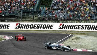 McLaren y Hakkinen