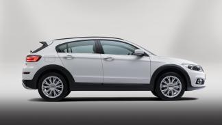 Qoros 3 City SUV 1.6T perfil