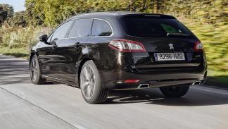 Peugeot 508 SW 2014 trasera