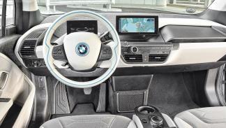 BMW i3 puesto conducción