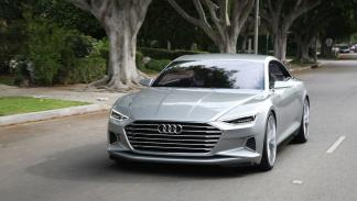 Audi prologue dinámica