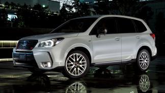 Subaru Forester tS morro