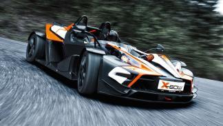 10 coches auténticos rebeldes KTM X-Bow R