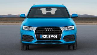 Nuevo Audi Q3 frontal