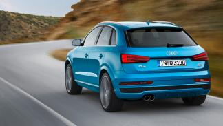Nuevo Audi Q3 trasera