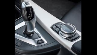 BMW Serie 3 Plug-in Hybrid - botón eDrive