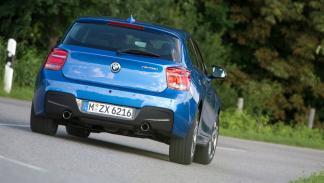 Mejores compactos según top gear BMW M135i zaga
