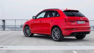 Audi RS Q3 trasera lateral