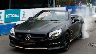 Mercedes SL 63 AMG Collectors precio