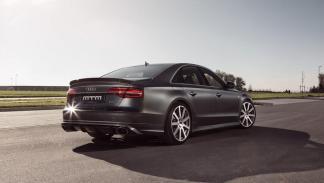 Audi S8 MTM Talladega trasera